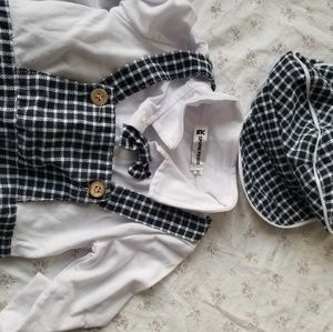 Baby Suit and hat